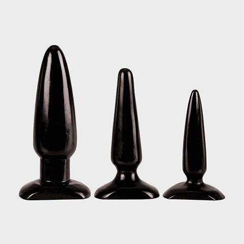 Colt Gear Plugs anaux Colt Anal Trainer Kit