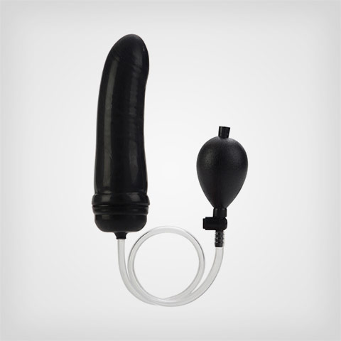 Plugs anaux Colt Hefty Probe Black by Colt Gear