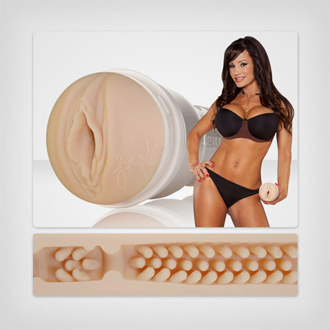 Lisa Ann Barracuda Vagin Silicone - Vaginette Fleshlight Faux Vagin