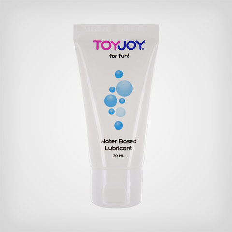 Lubrifiant à base d'eau Toyjoy Lube Waterbased 30ml Lubrifiant anal