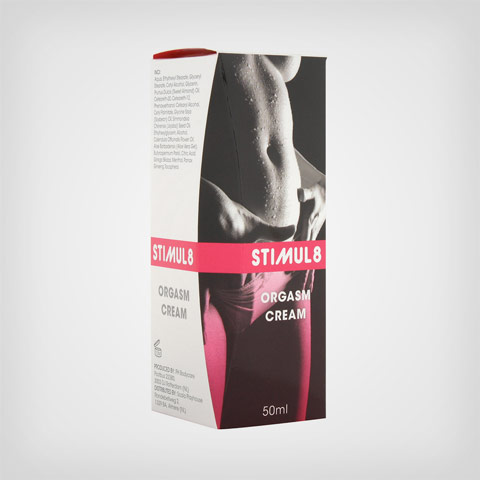 Gel stimulant clitoris Orgasm Cream Clitoris by Stimul8