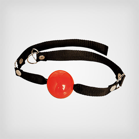 Baillon boule Beginner's Ball Gag Accessoire SM Fetish Fantasy