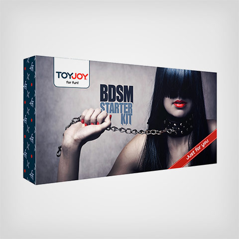 Toyjoy Kit de bondage Bdsm Starter Kit