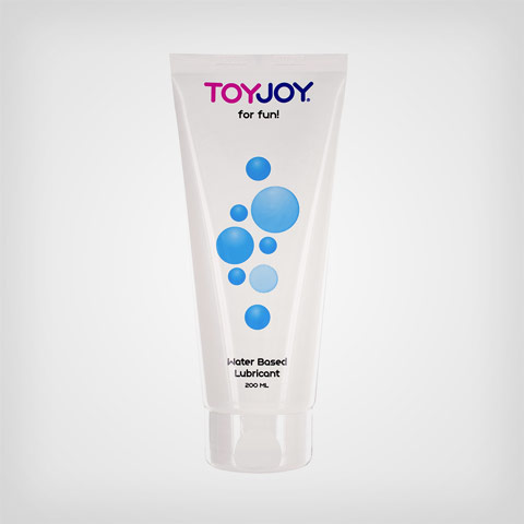 Lubrifiant à base d'eau Toyjoy Lube Waterbased 200ml Lubrifiant anal