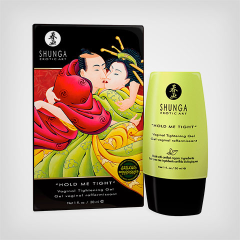 Gel intime lubrifiant bio Hold Me Tight by Shunga