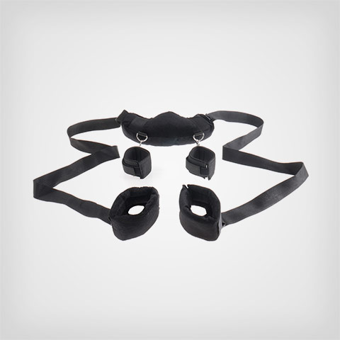 Accessoire bondage Position Master With Cuffs Fetish Fantasy